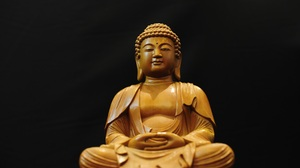 Buddha Religious Simple Statue 2128x1416 Wallpaper