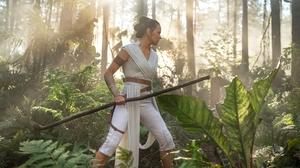 Daisy Ridley Rey Star Wars Star Wars Star Wars The Rise Of Skywalker 7952x5304 wallpaper