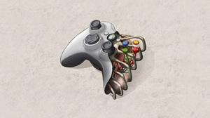 Xbox Controller 1920x1080 wallpaper
