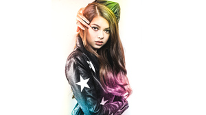 Actress American Brown Eyes Brunette Girl Nikki Hahn 3840x2160 Wallpaper