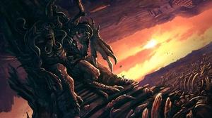 Dark Monster 1920x1280 wallpaper