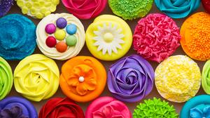 Food Cupcake 5000x3334 Wallpaper