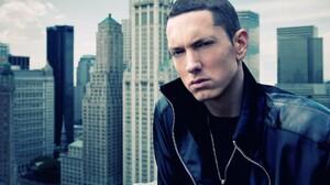 Brown Hair Eminem Man Rapper Short Hair 1920x1200 Wallpaper