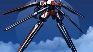 Sci Fi Robot 3000x2000 Wallpaper