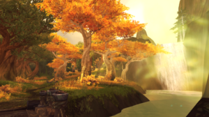 World Of Warcraft Landscape 1908x1079 Wallpaper