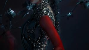 Nixeu League Of Legends Video Games Digital Painting Young Woman Women Digital Art Video Game Art Vi 1722x2778 Wallpaper