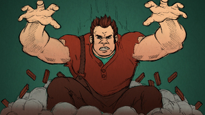 Ralph Wreck It Ralph Wreck It Ralph 3856x2467 wallpaper