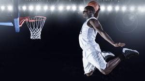 Basketball 4350x3435 wallpaper