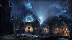 Church Dark Souls 3840x2160 Wallpaper