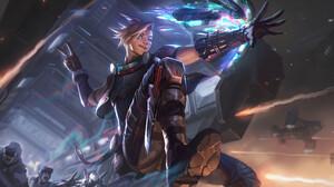 Ezreal League Of Legends 3840x2160 Wallpaper