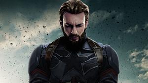 Avengers Infinity War Captain America Steve Rogers 1920x1080 Wallpaper