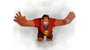 Wreck It Ralph Ralph Wreck It Ralph 3508x2480 Wallpaper