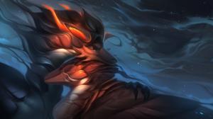 Dragon Dark Feathers Night 4200x2300 Wallpaper
