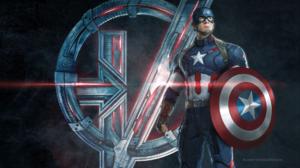 The Avengers Avengers Age Of Ultron Superhero Symbols Captain America Steve Rogers Chris Evans Shiel 1920x1080 Wallpaper
