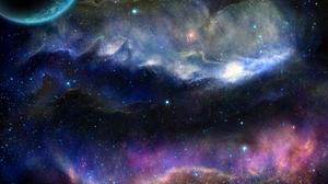 Sci Fi Space 2560x2000 wallpaper