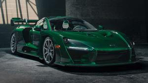 Car Green Car Mclaren Senna Fux Green By Mso Sport Car 1920x1080 wallpaper
