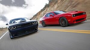 Vehicles Dodge Challenger SRT 1680x1050 Wallpaper