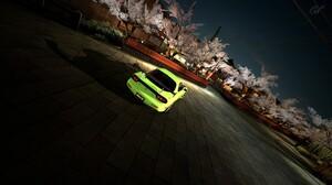 Car Mazda Mazda RX 7 Gran Turismo 5 Video Games Mazda RX 7 FD 2560x1440 Wallpaper