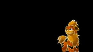 Fire Pokemon Growlithe Pokemon 1920x1200 Wallpaper