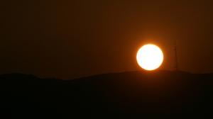 Earth Sunrise 3888x2592 Wallpaper