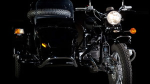 Motorcycle Russian Sidecar 2560x1920 Wallpaper
