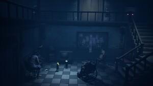 Little Nightmares Little Nightmares 2 Spooky Horror Video Games Friendship Flashlight Hallway City T 1920x1080 Wallpaper