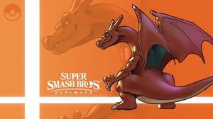 Charizard Pokemon Super Smash Bros Ultimate 3266x1837 Wallpaper