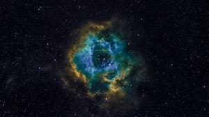 Space Universe Stars Nebula 3000x2147 Wallpaper