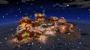 Minecraft Video Games 2560x1440 Wallpaper