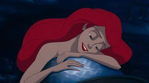 Ariel The Little Mermaid Mermaid Red Hair The Little Mermaid 1920x1080 Wallpaper