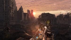 Video Game Metro 2033 Redux 3840x2160 Wallpaper