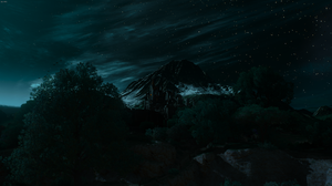 The Witcher 3 Night Moonlight The Witcher 3 Wild Hunt Toussaint 1920x1080 Wallpaper