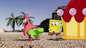 Funny Humor Spongebob Squarepants 1920x1080 Wallpaper
