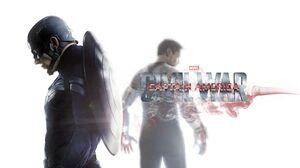 Captain America Iron Man 5100x3300 Wallpaper