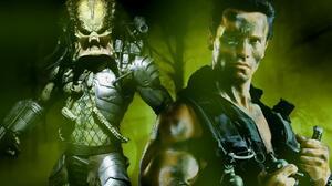 Arnold Schwarzenegger Predator 1680x1050 Wallpaper