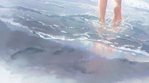 Anime Anime Girls Digital Art Artwork 2D Portrait 2000x1242 wallpaper