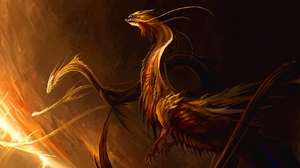 Dark Dragon 1920x1080 Wallpaper