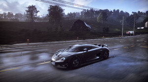 NFS Heat Need For Speed Koenigsegg Agera R Supercars Vehicle EA In Game Screen Shot Video Games Game 1920x1080 Wallpaper