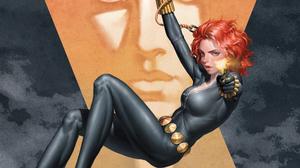 Marvel Comics Marvel Cinematic Universe Black Widow 1920x1080 Wallpaper