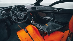 Gordon Murray Automotive Gordon Murray T 50 Steering Wheel Seat Cockpits Racing Cars 7000x4669 wallpaper