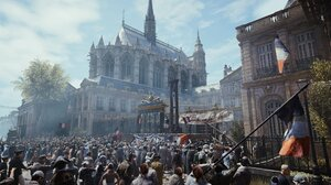 Video Game Assassins Creed Unity 1920x1080 Wallpaper