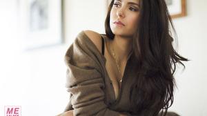 Nina Dobrev Women Actress Long Hair Brunette Bulgarian 1280x854 wallpaper