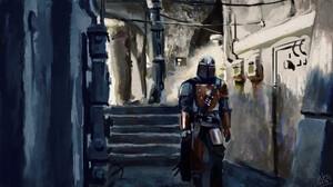 The Mandalorian Star Wars The Mandalorian Character 1920x1080 Wallpaper