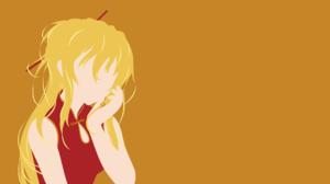 Anime Katawa Shoujo 2560x1440 wallpaper