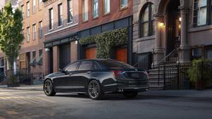Black Car Cadillac Ct6 Full Size Car Luxury Car Sedan 3000x2000 Wallpaper