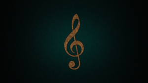Musical Note Treble Clef 4000x2250 Wallpaper