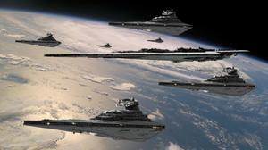 Star Destroyer 3032x2064 Wallpaper