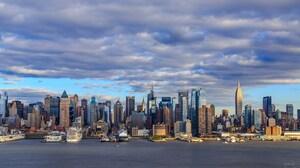 Man Made New York 3840x2160 wallpaper