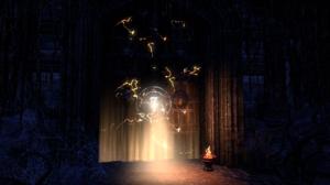The Elder Scrolls Online Blue PC Gaming 2752x1152 Wallpaper