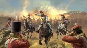 Cavalry Horse 1920x1294 Wallpaper